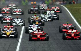 F1-resor Spanien
