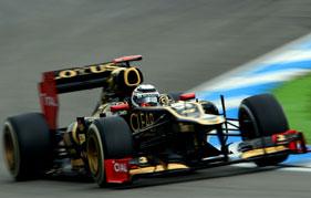 F1-resor Tyskland GP