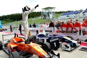 Felix Rosenqvist, Red Bull Ring 1