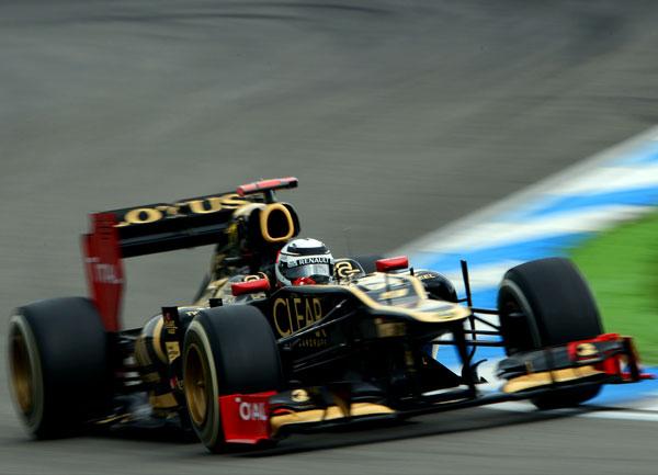 F1-resor Tyskland