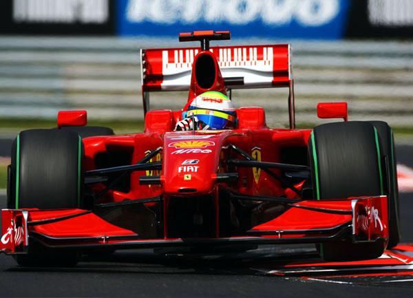 F1-resor Ungern