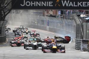 Monacos Grand Prix - ett av racen som väntar Ericsson under 2014.